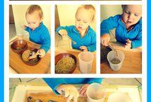pouring montessori