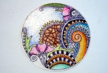 Shrinky Dinks / by Grace Pheasant