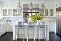 kitchens / by Melissa Fodo