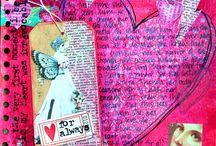 a way to express / by Karina Chaube