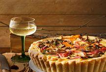 Spätsommer & Herbst Garten-Rezepte (Pilze, Kürbis & Co)