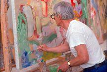 Artistes portraits / by Teresa Dunwell