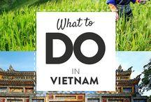 Vietnam/Laos/Cambodia
