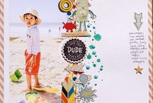 All About Kiddos / by Scrapbook & Cards Today