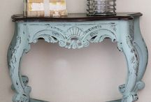 painted furniture/chalk paint / by Jacquelyn Del Rio