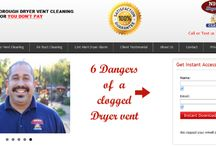 Dryer Vent Cleaning Services / Nick's dryer vent cleaning company is providing the best residential air duct cleaning and dryer vent cleaning services. A lot of benefits you can gain by using dryer vent cleaning services.