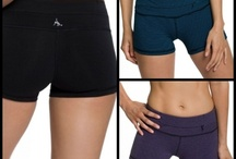 Workout clothes / by Suzanne Lamb