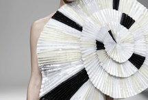 Fashion - artistic, fantasy, futuristic, sculptural...