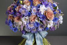 sušené kvetiny