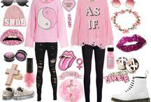 Harajuku, fashion, gyaru, neogal, lolita, kawaii ♥