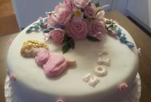 Logy's cakes / These are some of my own creations.