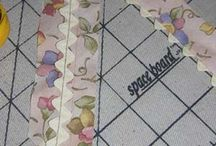 Quilt Binding With Rick Rack