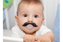 Mustachifier Bıyıklı Emzik / Bu şirin emzikler Avrupa'dan daha ucuz fiyatla sadece BebekForm.com stoklarında!