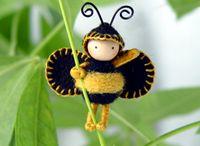 Bumble Bee & Bear