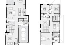 Flashy Floor Plans / We build homes inspired by life.