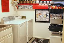 Organization - Laundry Room