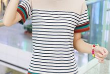 SHIRTS & BLOUSES / Blouses, tank tops and tunic tops are most comfortable clothing that makes women feel easy and relax as it is mostly used in daily routine, casually and formally
