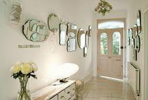 Hallway Ideas / by Laura Lawrence