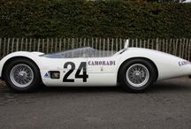 Classic Race Cars!