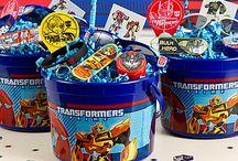 transformers feest