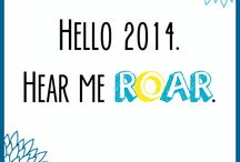 Bloggeretterized Blog 2014 / Fabulous content brought by yours truly on 2014