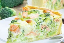Tarte/Quiche/Tourte
