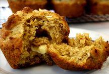 Muffins. Glorious muffins.