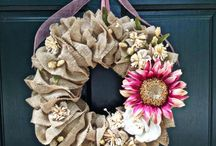 Wreaths / by Katie Wickery