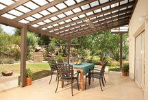 techos para jardin