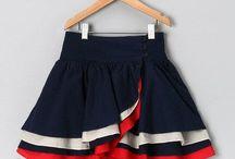 roupas de crianças
