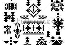 Navajo ornaments