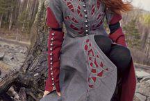 Historical / fantasy clothes