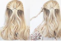 Hairstyles / Hair inspiration