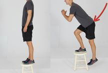 The Best Exercises / Here are some of the best and most effective exercises for building strength and burning fat with little to no equipment. Great for at home workouts or in the gym.
