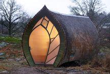 Organic houses