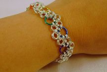 Smykker, Chainmaille, japanese