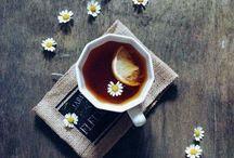 TEA PARTY / A hug in a cup.