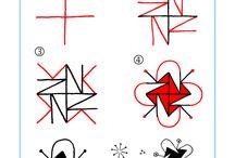 Tangles geometrical