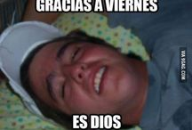 #esviernes / Ya es Viernes