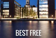 Copenhagen Weekend / Upcoming research for a weekend to Copenhagen!