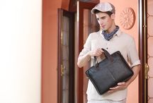 bostanten fashion men handbag / 100% genuine leather  website:http://www.aliexpress.com/store/1082439