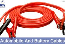 Automobile and Battery Cables