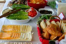 Sandwich platters