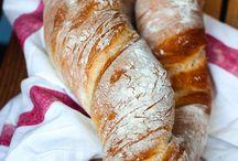 brød bread lomper