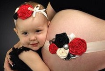 Maternity sash / by Norma Boyd