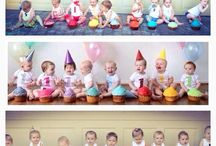 Group cake smash ideas