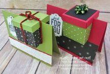 Schachteln und Verpackung