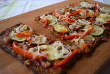 Groene maaltijden / Maaltijden met veel groenten, zonder gluten, zonder suikers en zonder vlees