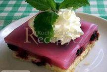 Recepty pečení - kynuté, koláče, buchty