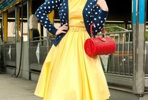 Vintage outfits / by Mickey Agness